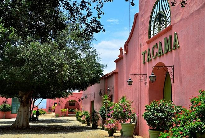 Tacama : le domaine phare du Pérou