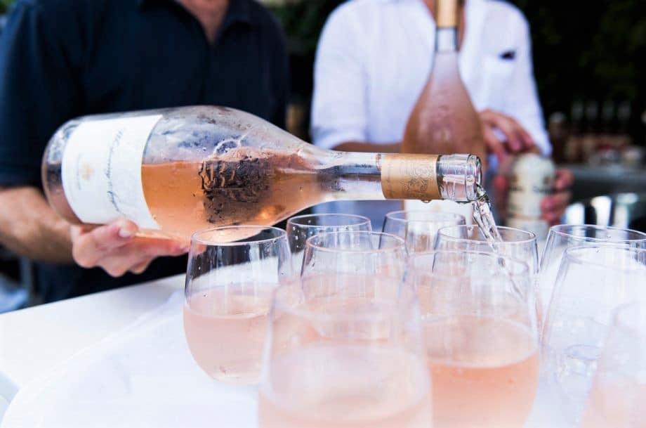 Vins rosés légers et frais pour les soirées estivales