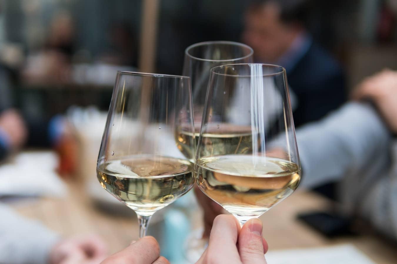 Des vins blancs légers